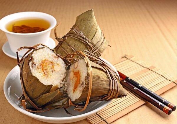 端午节吃粽子,一个人一天最多能吃几个?