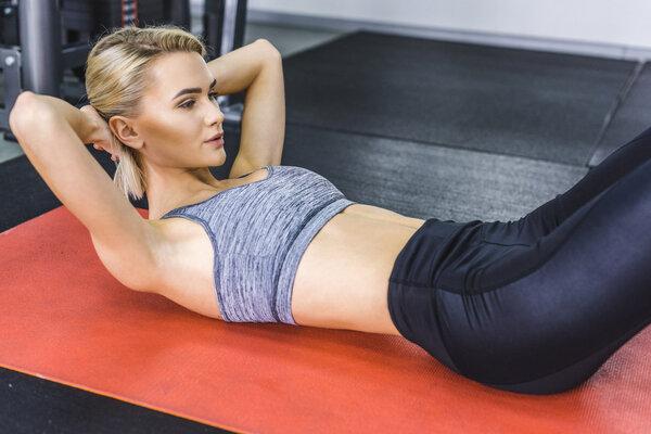 这种简单运动,不但能瘦小腹还能防妇科病