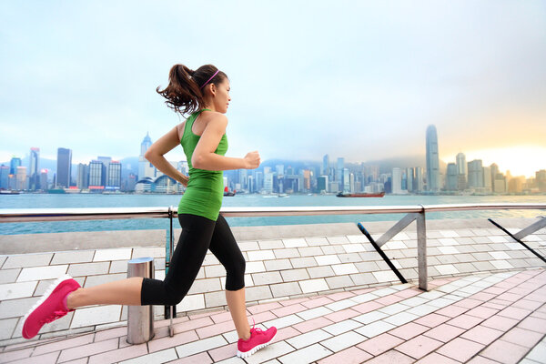 跑步什么跑最减肥效果