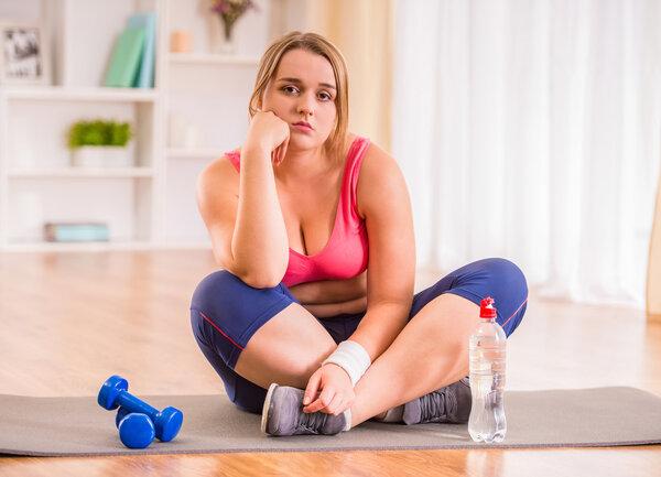 胖人怕水肿,如何防水肿?