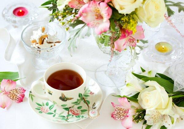 经常喝茶的你要注意骨质疏松症!