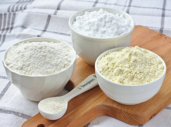 怎么吃淀粉类食物能减肥?