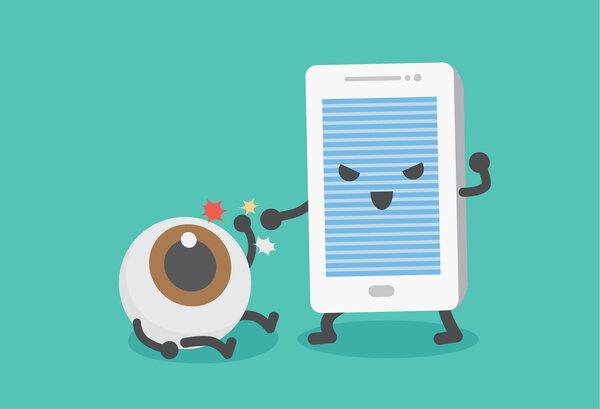 手机蓝光致盲、影响睡眠?蓝光其实没那么可怕