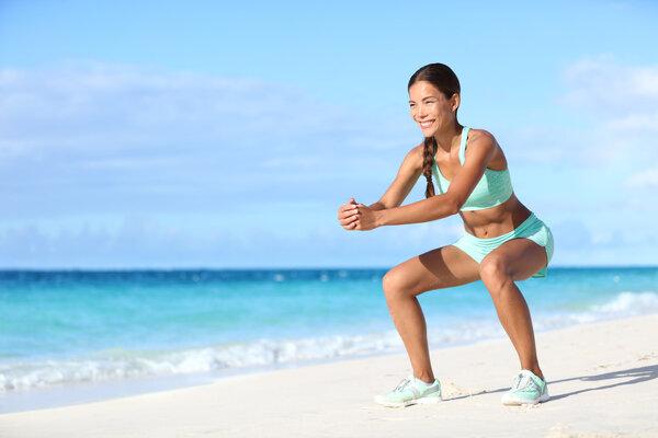 这样做下蹲运动,减肥效果翻2倍!