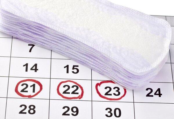 月经提前一个星期正常吗?