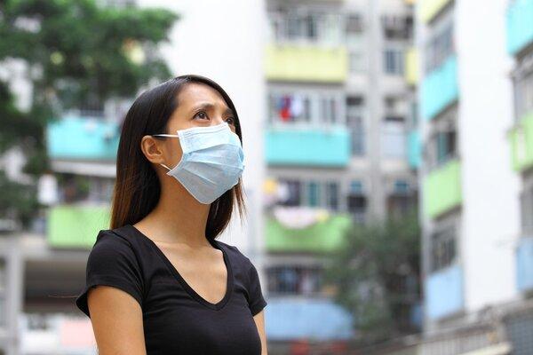 戴口罩也会感染病毒?关于新