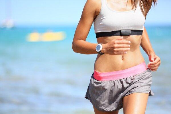 跑了一个月后,我瘦了14公斤。你想试试吗?