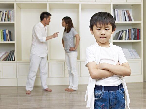 咪蒙离婚引热议,离异家庭如何让孩子不受伤?