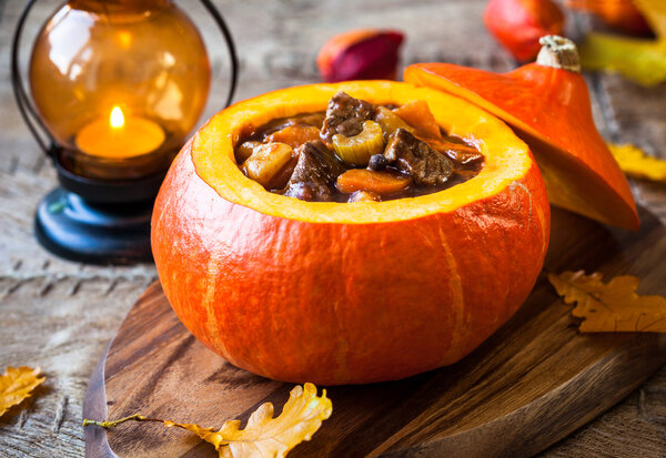 秋季养生吃什么好?吃南瓜补气益肺健脾胃