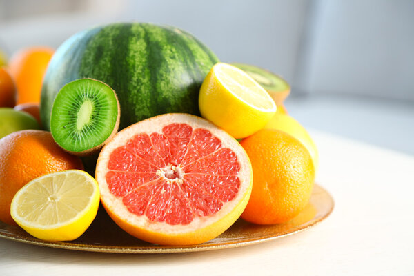 都说吃水果好,吃水果到底有哪些好处?