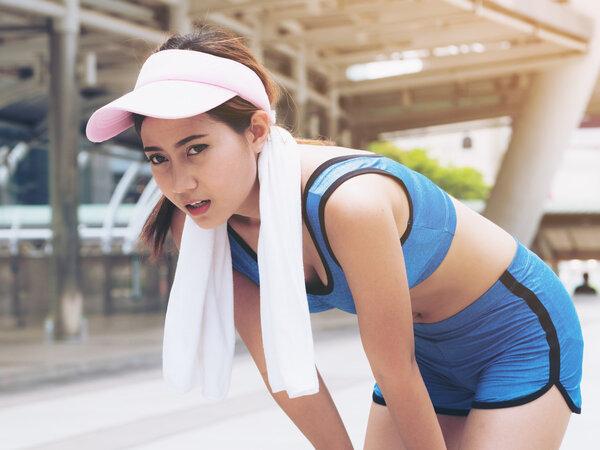 跑步的时候肚子疼怎么办?