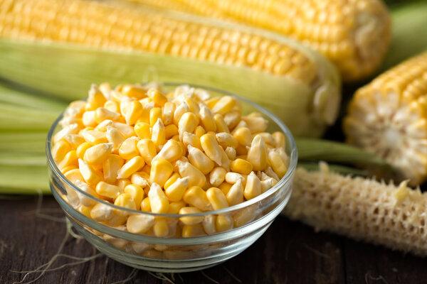 玉米热量高吗?能减肥吗