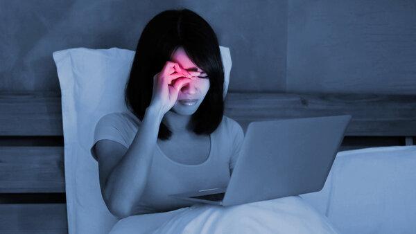 眼睛好干啊……熬夜、玩手机,这个春节你得干眼症了吗?