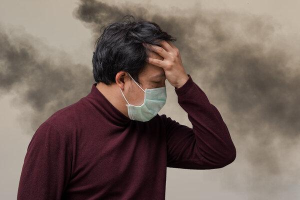 空气污染与老年性黄斑变性AMD的风险增加有关!