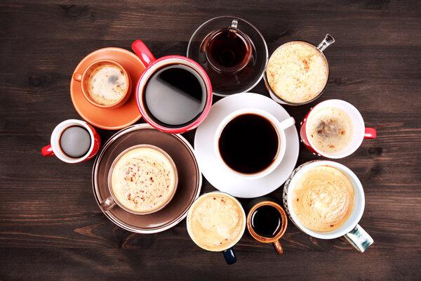 新发现!增加咖啡摄入量或能降低