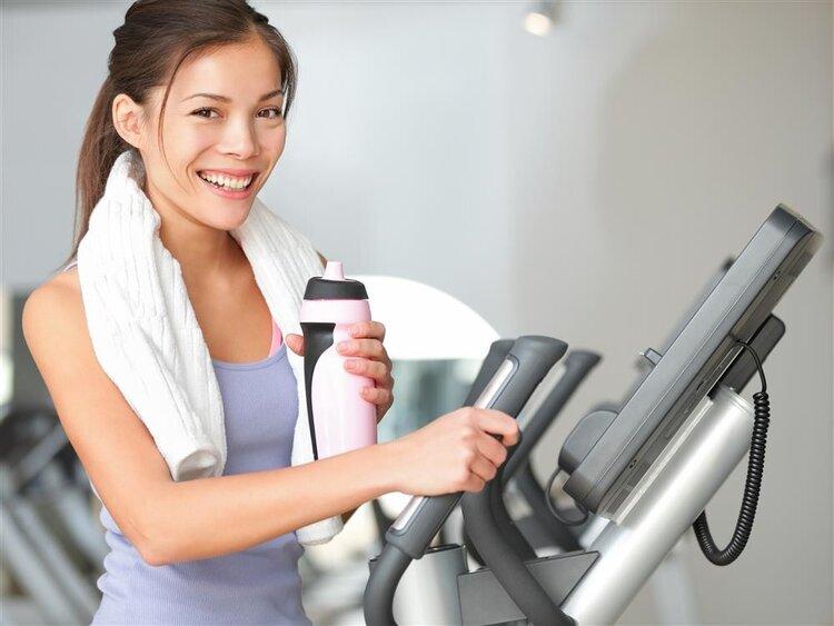 用跑步机,如何才能一个月减10斤?这几点一定要记牢