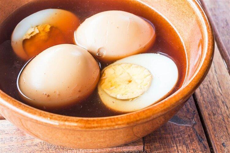 一周瘦五斤的水煮蛋减肥法