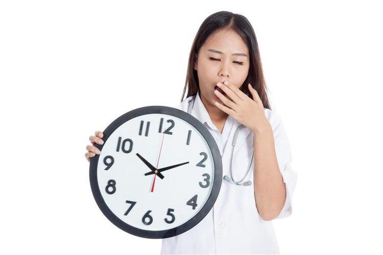 身体出现3个信号说明你睡眠不足