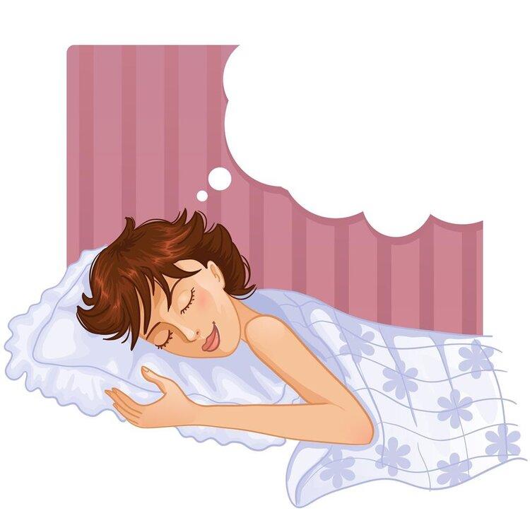 不失眠,却多梦,白天还是疲累