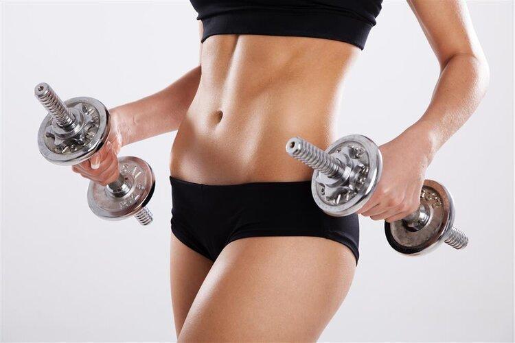 女孩如何设计她们的健身和减肥计划?