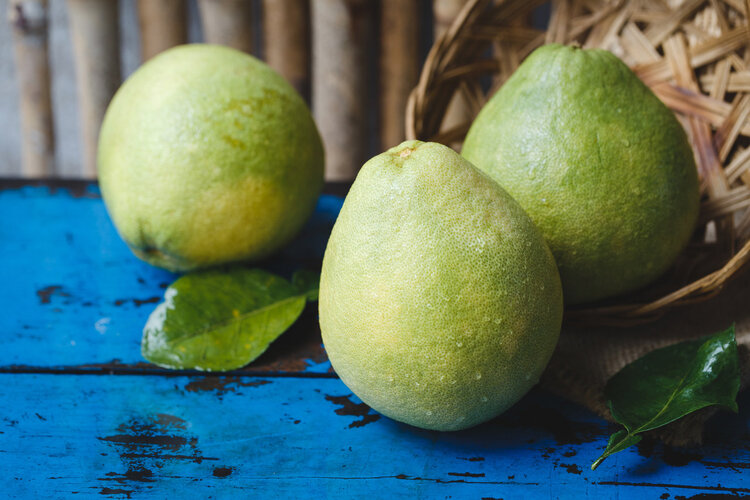 中秋节吃柚子,能去油解腻还能美容防病