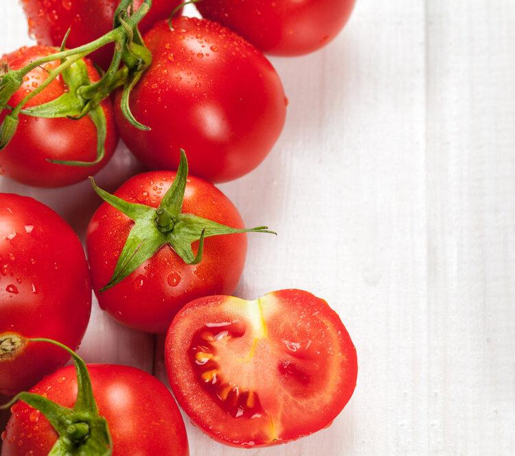 空着肚子吃西红柿能够帮助减肥吗?