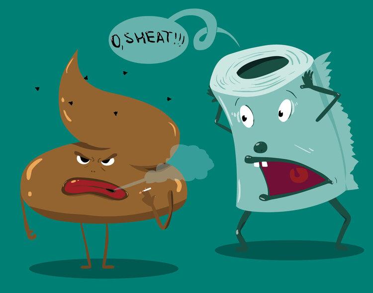 拉屎时如何防止屁股被溅湿?困扰很多人的问题,一个实验给出答案