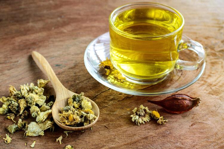 每天喝菊花茶有什么好处?