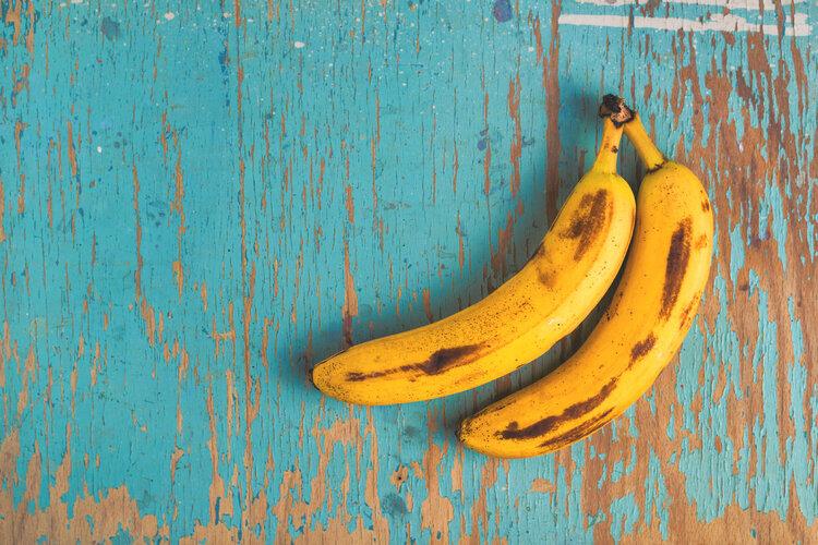 香蕉买回家没几天就变黑了!教你香蕉的正确储存方式