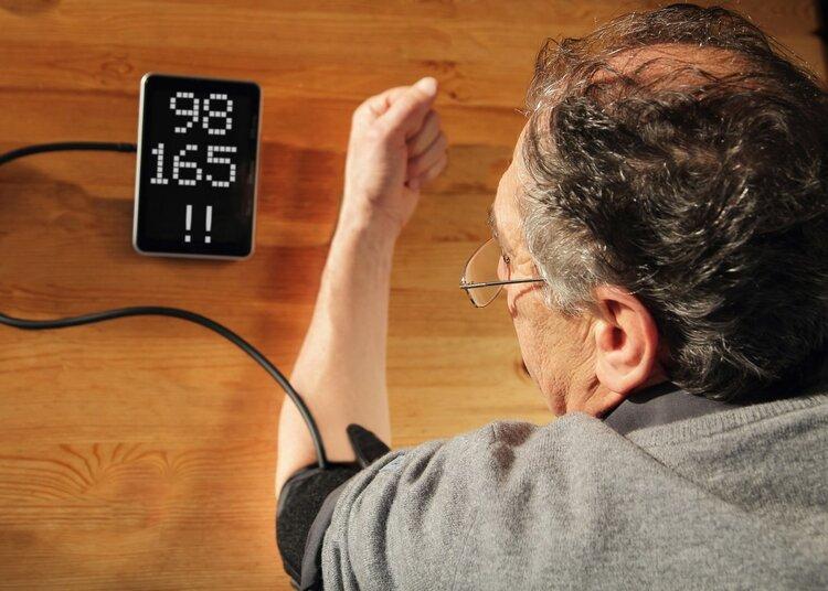 高血压的诊断标准和分级