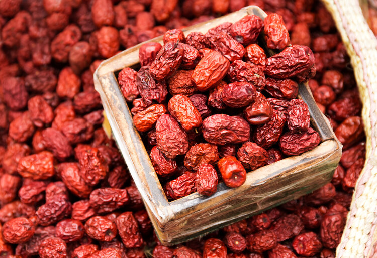 一日食红枣,百岁不显老:5种吃法,用上一种都有口福