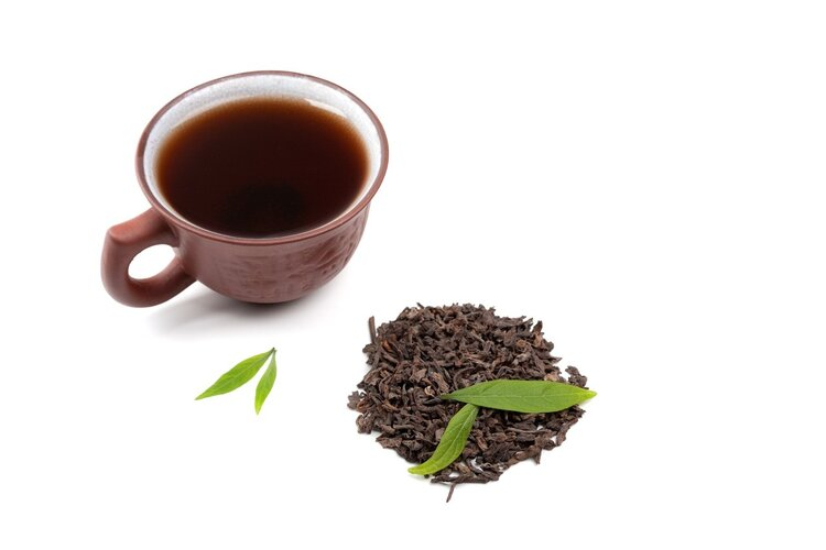 减肥新招:每天一杯茶,体重说减就减