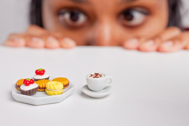 靠节食减肥,3个原因都能让你反弹到比原来还重