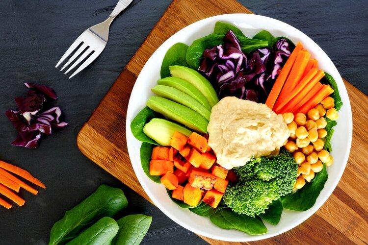 能减肥的晚餐,是长什么样的?