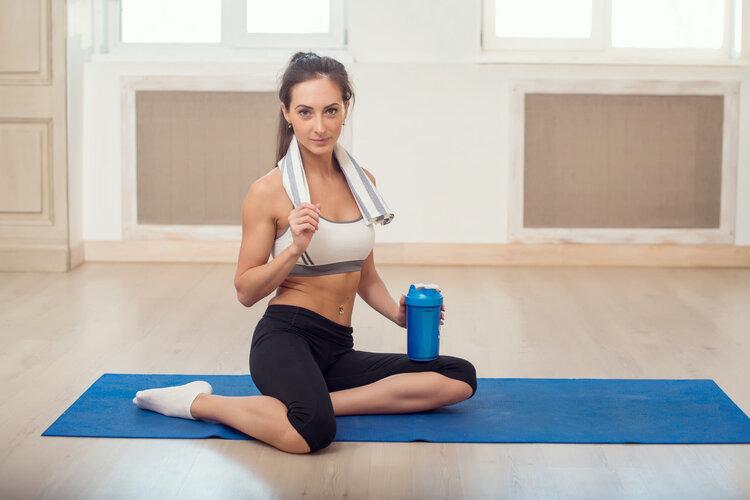 瑜伽能减肥吗?除了这5个动作,其他的很难