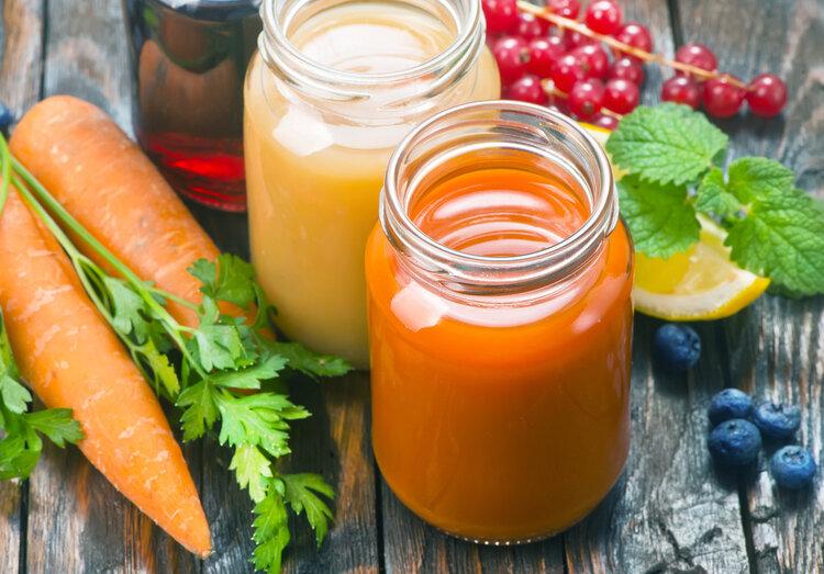 我尝了30多种蔬菜汁,发现这三种蔬菜汁减肥效果最好!