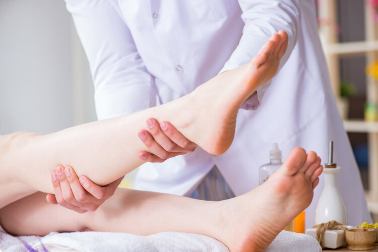 你能通过晃动双腿来减肥吗?